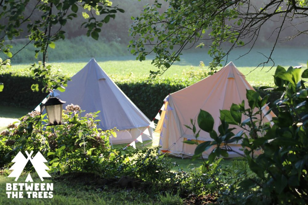 Glamping at Between The Trees