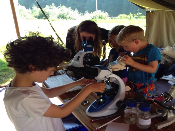Nature & Science at BTT